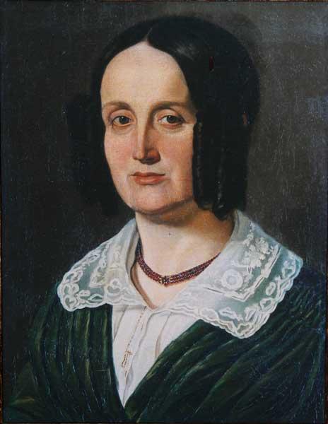 Bronners 2. Ehefrau, Elisabetha – genannt Lisette – Heddaeus aus Biebelnheim bei Alzey.