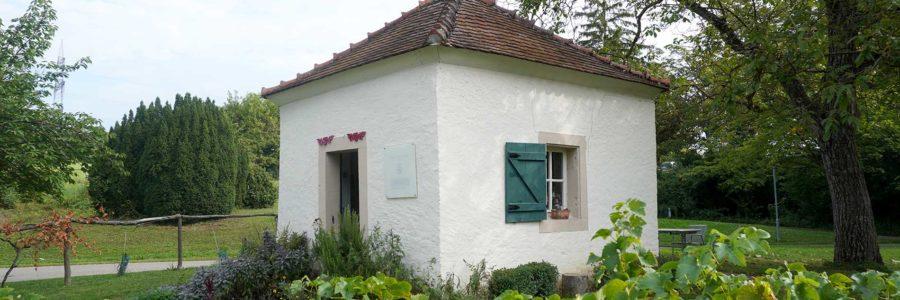 Bronner'sches Gartenhaus geöffnet